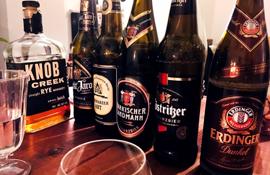 Ausprobiert: Herrengedeck mit Schwarzem Abt