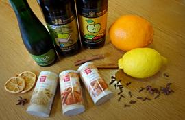 Apfel-Bier-Punsch
