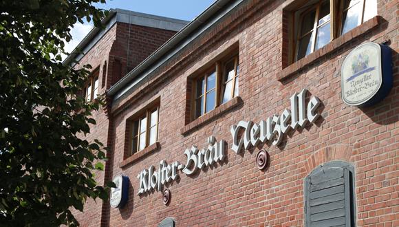 Unsere Brauerei