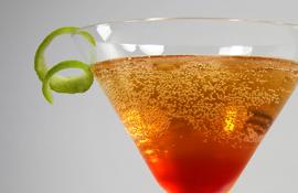 Ginger-Tequila-Limette