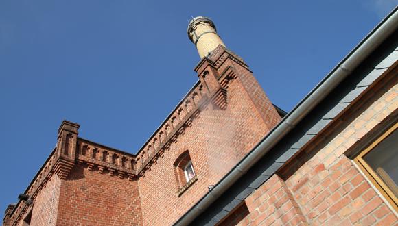 Klosterbrauerei Neuzelle Detailaufnahme