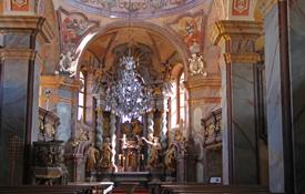 Pfarrkirche zum Heiligen Kreuz