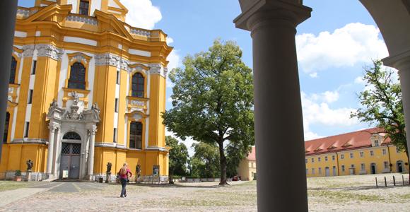 Auf dem Klosterhof