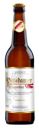 Potsdamer Klosterbier Hell
