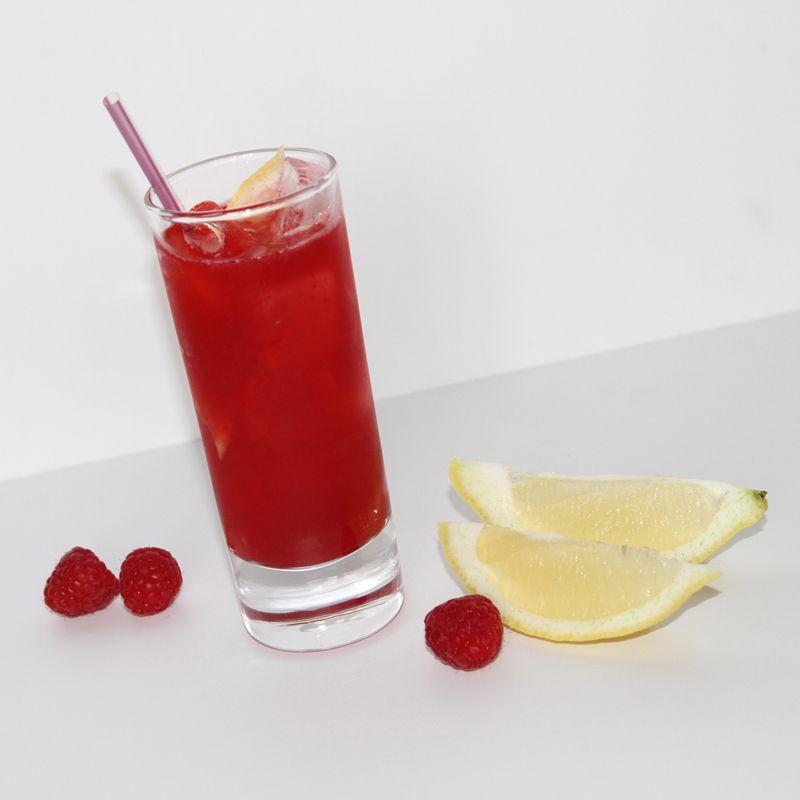 Himbeere trifft Vodka