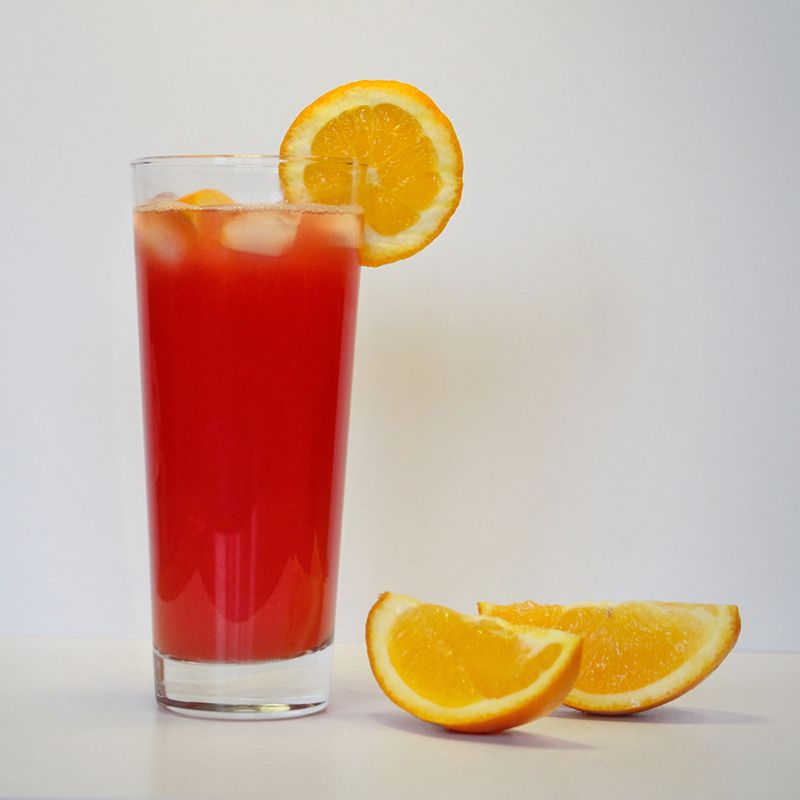 Orange Himmelspforte